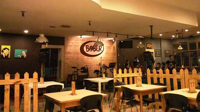 Bober-cafe